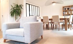 Rénovation maison - salon