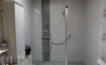 Rénovation de salle de bains