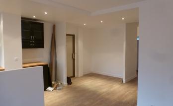 Rénovation d'un Appartement à Reims