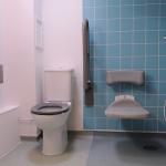 Aménagement d'une salle de bains pour une personne à mobilité réduite à Reims (51)